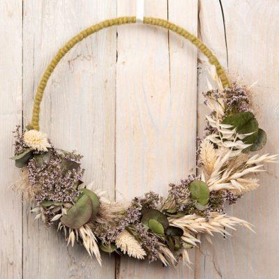 Türkranz Floral Hoop, günstig kaufen